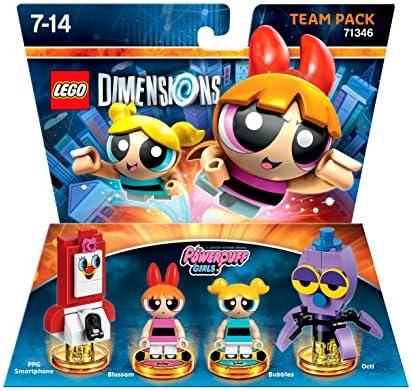 Warner - Las Supernenas (The Powerpuff Girls) [Team Pack]: Amazon.es: Electrónica