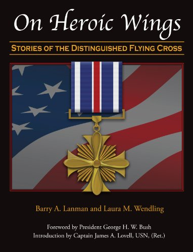 Distinguished Cross Flying (