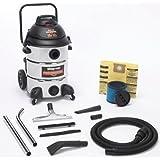 Shop Vac 9541610 Shop Vac Professional Stainless Steel Vacuum