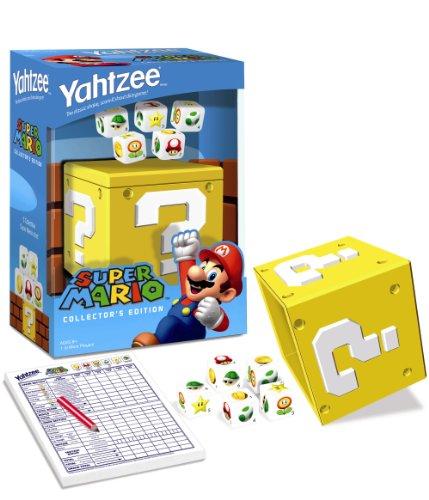 Yahtzee Super Mario Toys Games Toys Executive Toys