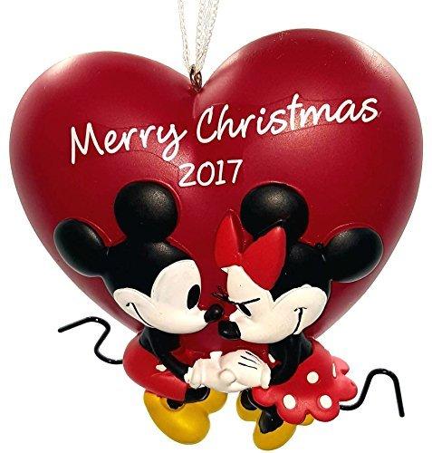 Mickey & Minnie Merry Christmas 2017