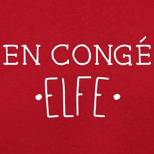 En congé fantasy elfe - Femme T-Shirt - Rouge - S