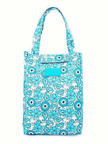 Fanloli Waterproof Lunch Bunch Bag in Kitty lost in the Garden