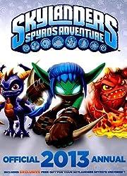 Skylanders Official Annual 2013 by Cavan Scott (2012) Hardcover