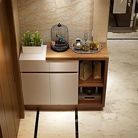 HOOM-Armadio mobile credenza 2 porte mobili freestanding ...