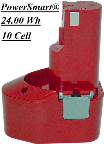 0200 12 Volt Battery (PowerSmart 12-Volt 2.0Ah Ni-Cd Battery for Milwaukee 48-11-0140, 48-11-0141, 48-11-0200, 48-11-0251, 	0415-20 0415-21 	0415-23 	0420-1 0422-6 	0430-1 	0431-6)