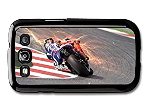 AMAF ? Accessories Jorge Lorenzo MotoGP Driving Lightning case for Samsung Galaxy S3