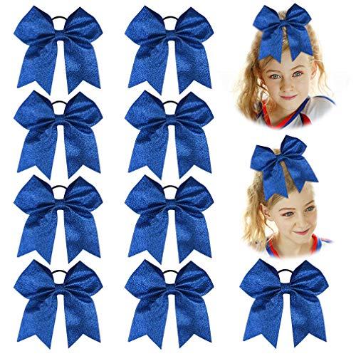 Small Blue Glitter - DEEKA 9PCS 7