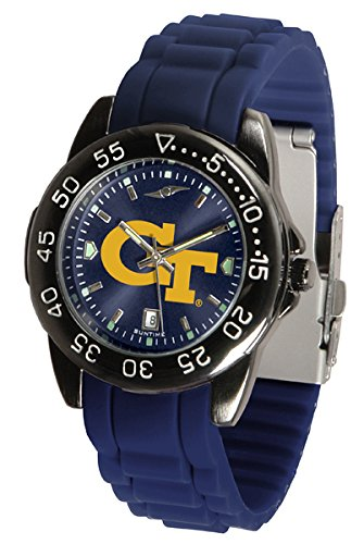 Georgia Tech Yellow Jackets Fantom Sport Silicone Men's Watch