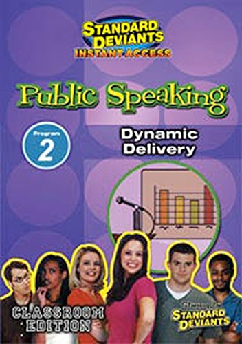 SDS NB Public Speaking 2: Dynamic Delivery [Instant Access]