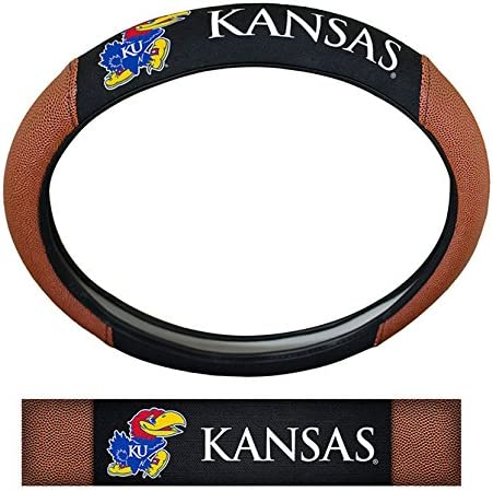 One Size Team ProMark NCAA Kansas State Wildcats Steering Wheel Cover Multicolor
