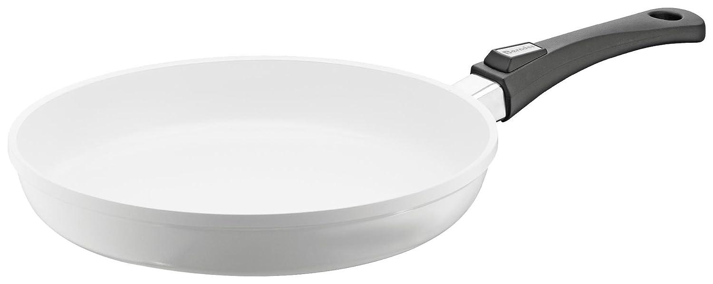 Berndes 032117 Vario Click Induction White - Sartén con mango extraíble (28 cm), cerámica color blanco: Amazon.es: Hogar