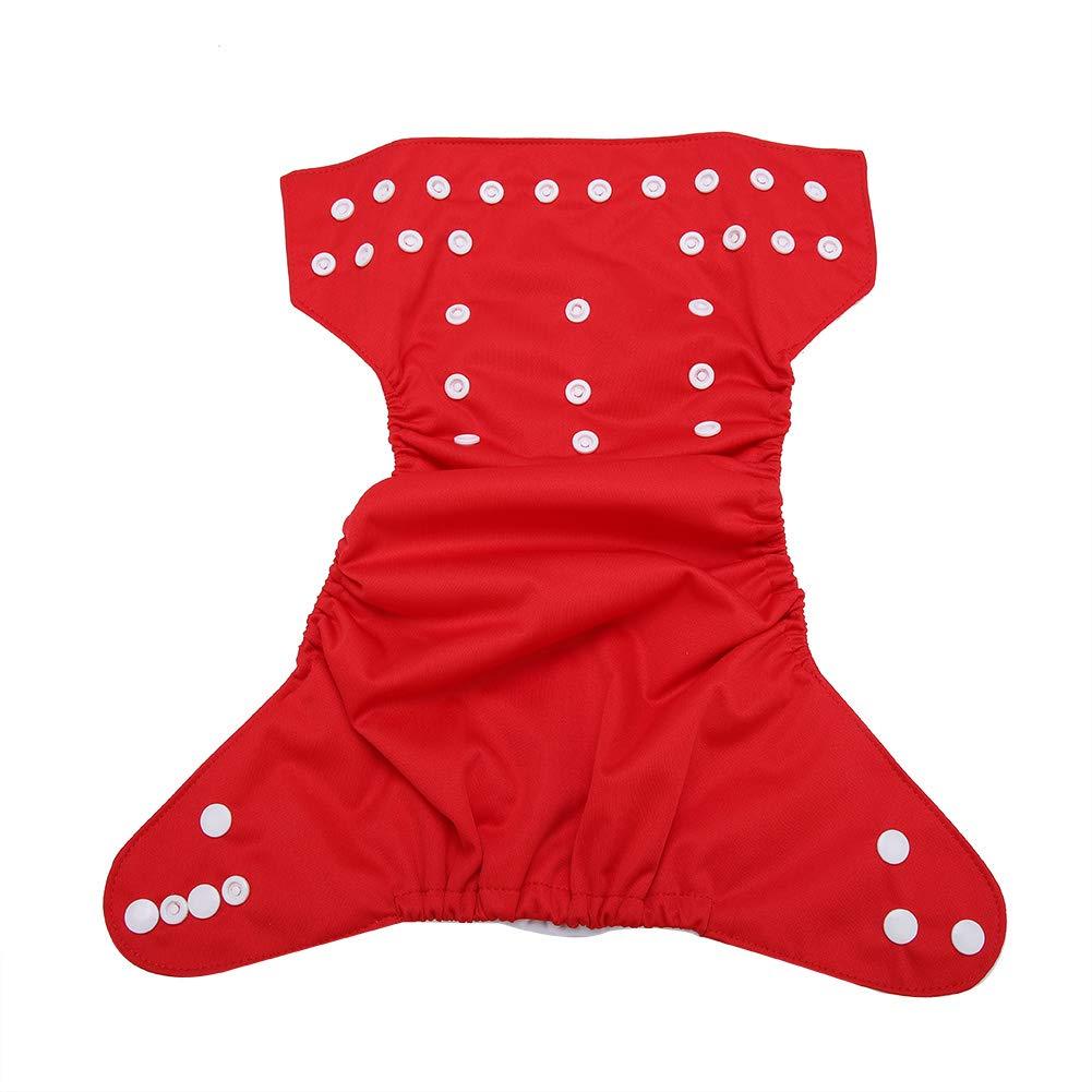 BLC-1 Waschbar Atmungsaktiv Babywindelhosen Einstellbar Wasserdichte Training Windelhosen Windel Unterw/äsche f/ür Baby