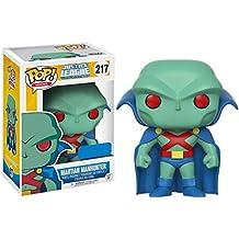 "Funko POP! #217 Justice League Unlimited ""Martian Manhunter"" Walmart Exclusive!"