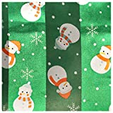 Best Rosemarie Collections Friend For Teen Girls - Rosemarie Collections Women's Cute Snowman Print Lightweight Silky Review