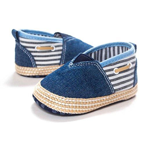 Fulltime® Bébé Garçon Fille Toddler douce Sole Chaussures enfant en cuir