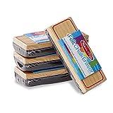 Melissa & Doug Felt Chalk Eraser 4 Pack Art/School Supplies