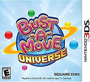 3DS Bust-a-Move Universe