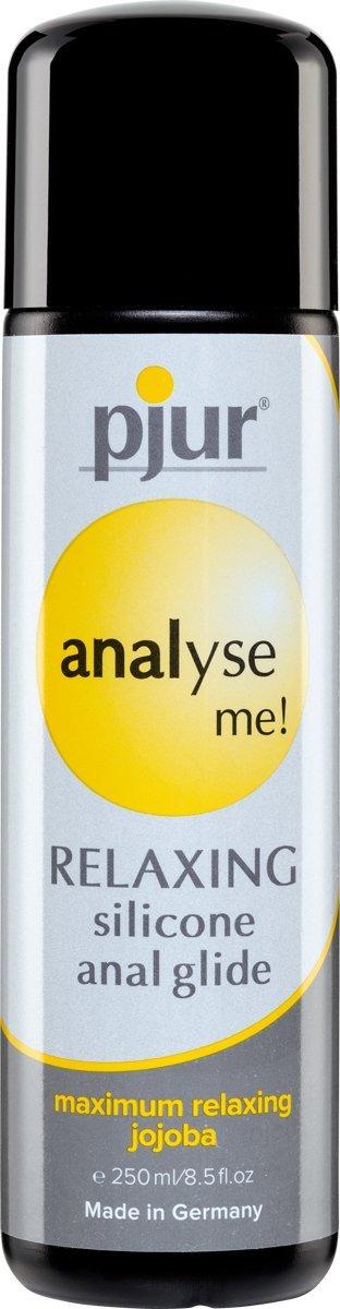 pjur analyse me! Glide Lubricante - 250 ml: Amazon.es: Salud y cuidado personal