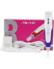 derma pen Stamp(0.25mm-2.0mm adjustable) Auto Micro Needle Roller Anti Aging Skin Therapy Device