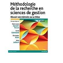 Méthodologie de la recherche s éco gestion