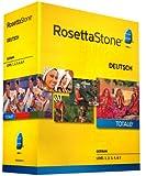Learn German: Rosetta Stone German - Level 1-5 Set