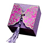 autulet 50Pcs Unusual Wedding Gift Ideas To Guests Large Wedding Gifts For Party And Baby Shower (Candies or chocolates not included)