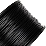 rigid.ink - The Best, Pure PLA Filament for 3D Printers and Pens *0.03mm+/- Tolerance* (1.75mm - 1KG, Black)