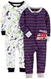 Carter's Baby Boys' 2-Pack Cotton Footless