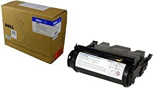 Dell Genuine,OEM K2885 High Yield Black Toner Cartridge(18K YLD)(310-4131 310-4549) for M5200N,W5300N Printers
