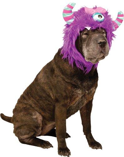 Morris Costumes - Hound Hoodies Monster Purple - -