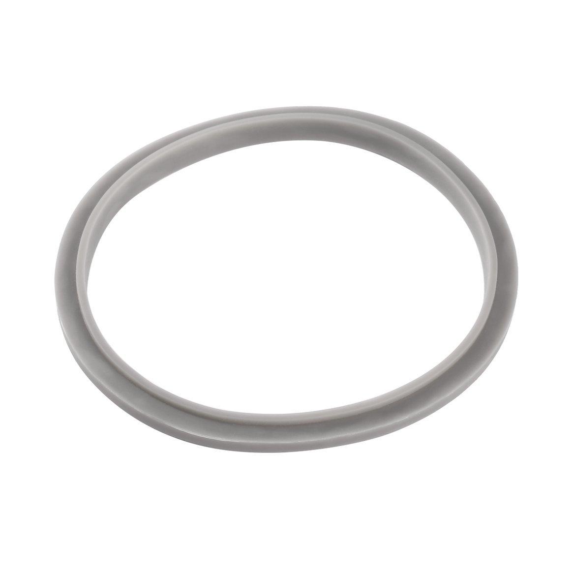 900W / 600W Gomma siliconica a forma di O Guarnizioni di ricambio per guarnizioni di ricambio Parti per miscelatore di spremiagrumi Nutri-bullet Blender - Grigio Delicacydex
