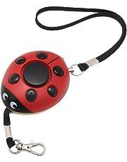 Alarma de seguridad personal Vimmor de 130 dB para mujer, niños, compras, viajes