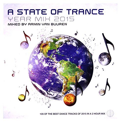 Armin Van Buuren - Armin Van Buuren: A State Of Trance Year Mix 2015 [2cd] - Zortam Music