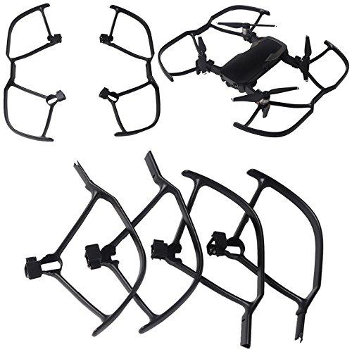 FidgetFidget Propeller Props Guard Protective Quick Release for DJI Mavic Air Quadcopter 4X by FidgetFidget