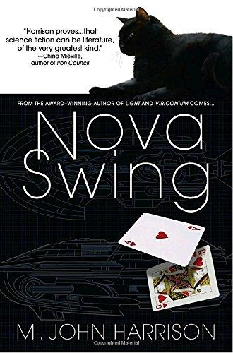 Book cover for Nova Swing