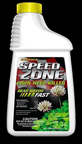 Speedzone Lawn Weed Killer Conc 20 Oz. Btl Controls Over 100 Broadleaf Weeds not Sell or ship To: (Speedzone Weed Killer)