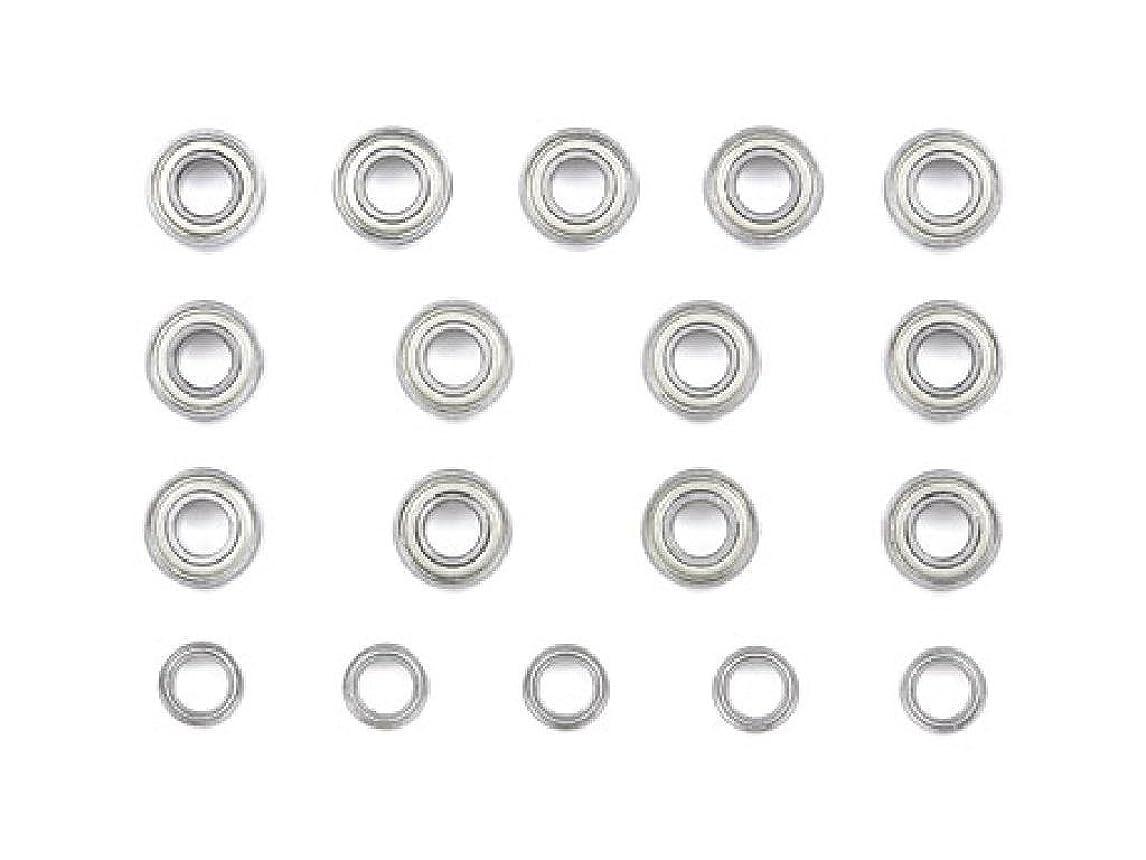 梨玉ねぎ店主Mxfans 4個入れ ホイールリム&ゴムタイヤ RC1:10ロードカー ラリーカー バギー適用  凸型 5ホール 高性能 耐摩耗性 12mm (ブラック)
