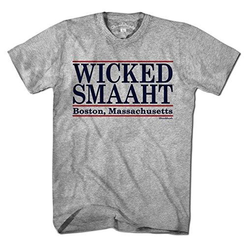 Wicked Smaaht Boston Bar T-Shirt