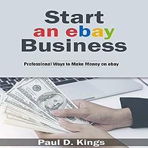 Start an eBay Business Audiobook