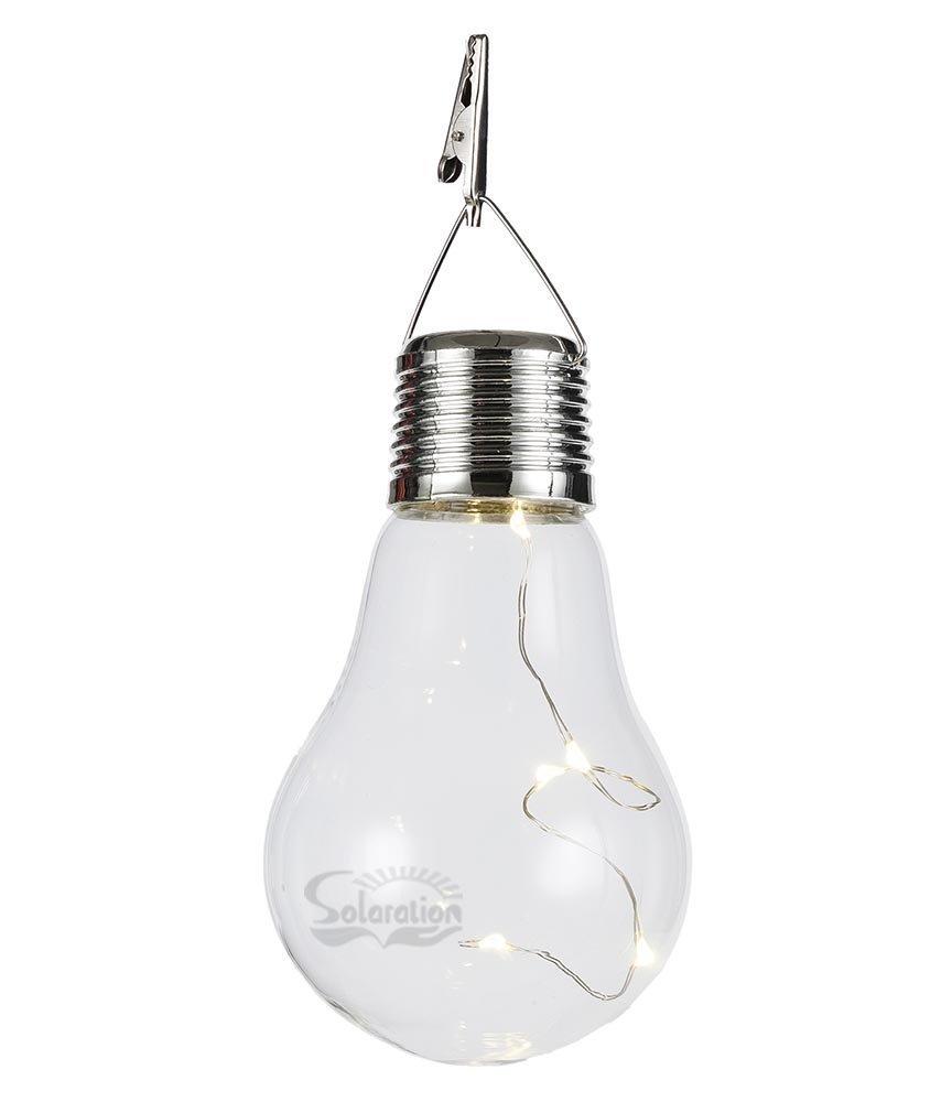 Solar Edison Bulb LED Lights