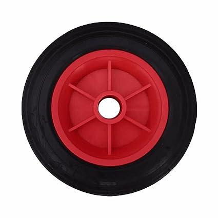 7,5 carretilla/carrito/rueda de repuesto/neumáticos sólidos – Carrito