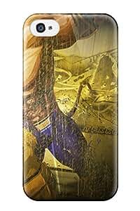 Best New Design Shatterproof Case For Iphone 4/4s (king In Tekken) 8805204K59543168