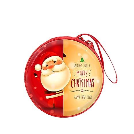 Timerching - Monedero de Navidad, diseño de Papá Noel ...