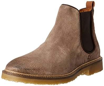 Brando Men's Astoria Boots, Almond Cognac, 40 EU