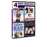 4 Movie Marathon Dark Comedy: Serial Mom / Nurse Betty / Very Bad Things / Your Friends & Neighbors