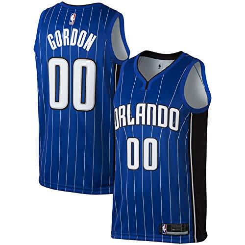 - Outerstuff Aaron Gordon Orlando Magic #00 Youth Blue Road Swingman Jersey (X-Large 18/20)