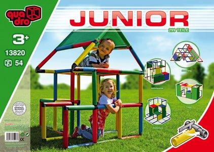 Quadro   Junior   Giant Construction KIT   Climbing Toy   Large Scale  Building Set