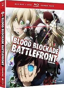 Blood Blockade Battlefront: The Complete Series (4 Blu-Ray) [Edizione: Stati Uniti] [Italia] [Blu-ray]