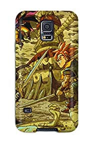 MaryannVillanueva Case Cover For Galaxy S5 - Retailer Packaging Chrono Trigger Protective Case